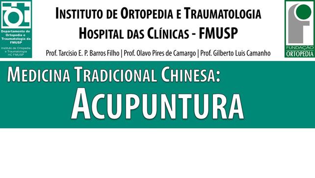 Medicina Tradicional Chinesa: Acupuntura
