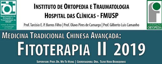 Medicina Tradicional Chinesa Avançada: Fitoterapia II