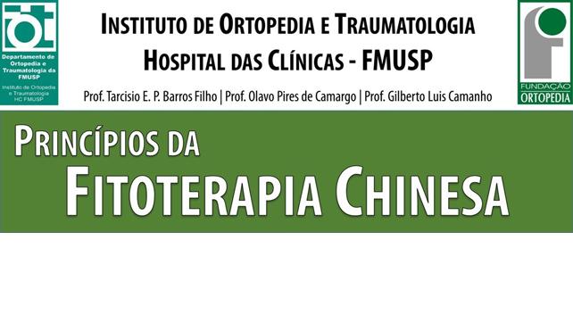 Princípios da Fitoterapia Chinesa